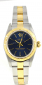 Rolex Ladies Oyster Perpetual Bi-Metal Watch